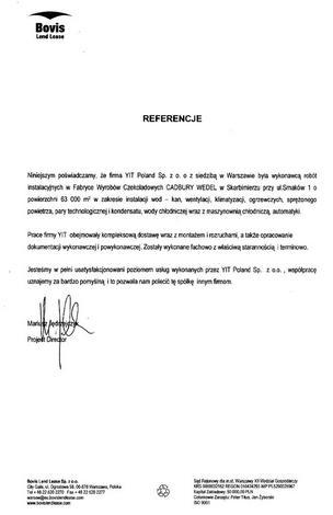 integralność filtrów hepa - YIT Poland - Biuro serwis... zdjęcie 6