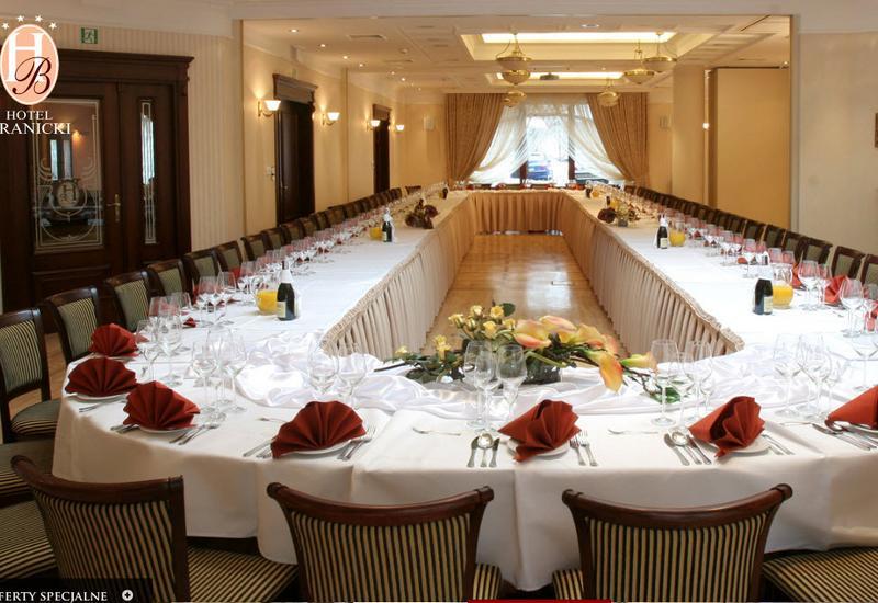 catering - Hotel Branicki. Imprezy o... zdjęcie 6
