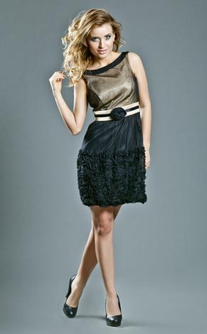 suknie koktajlowe - B&B Studio Żukowscy s.c. ... zdjęcie 9
