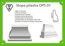 Stopa pilastra DPS