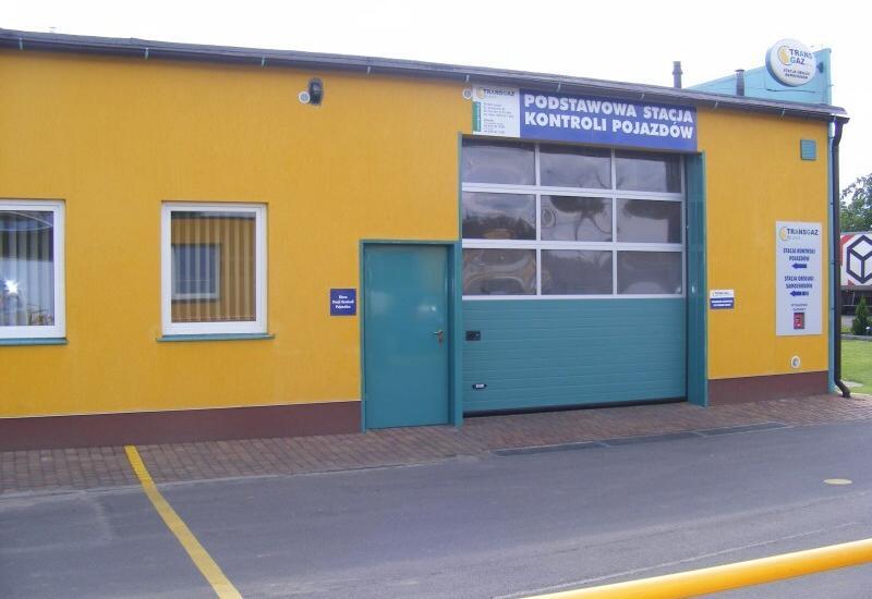 mycie samochodów - Trans-Gaz Stacja Obsługi ... zdjęcie 1
