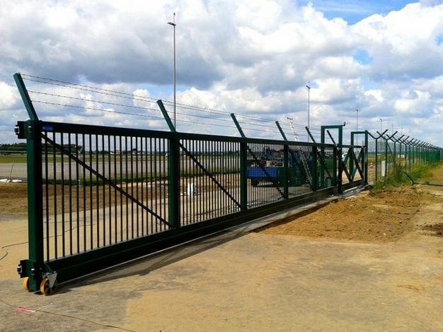 konstrukcje ze stali - Top Fence Jarosław Grześk... zdjęcie 11