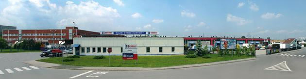 wynajem powierzchni magazynowych katowice - Śląski Rynek Hurtowy Obro... zdjęcie 2
