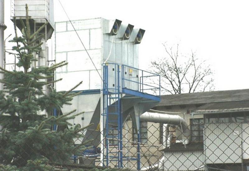 Instalacje wentylacji, klimatyzacja, odpylanie