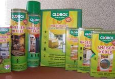 Środki owadobójcze, odplamiacze, odświeżacze
