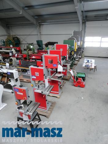 Maszyny stolarskie