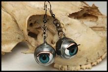 Kolczyki oczy