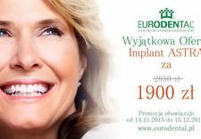 implanty - EURODENTAL Centrum Stomat... zdjęcie 1