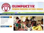 OLIMPIJCZYK - gimnazjum, szkoła podstawowa, przedszkole