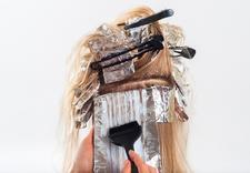 henna brwi - Usługi Fryzjerskie Radość zdjęcie 3