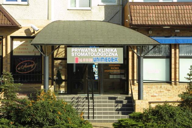 implantoprotetyka - Unimedex. Prywatna Klinik... zdjęcie 1