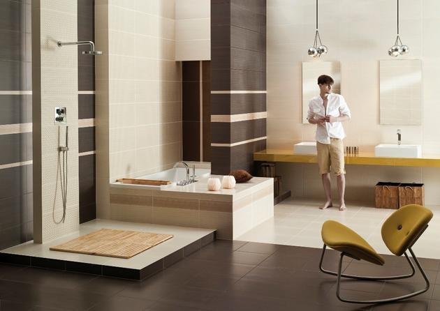 łazienki w 3d - Salon Płytek Ceramicznych... zdjęcie 10