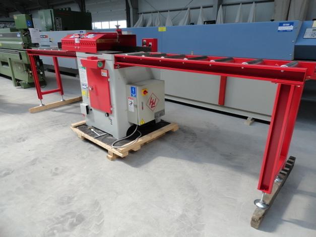 - maszyna nowa, gwarancja - silnik 5,5kW/400V, obroty 3600obr/min