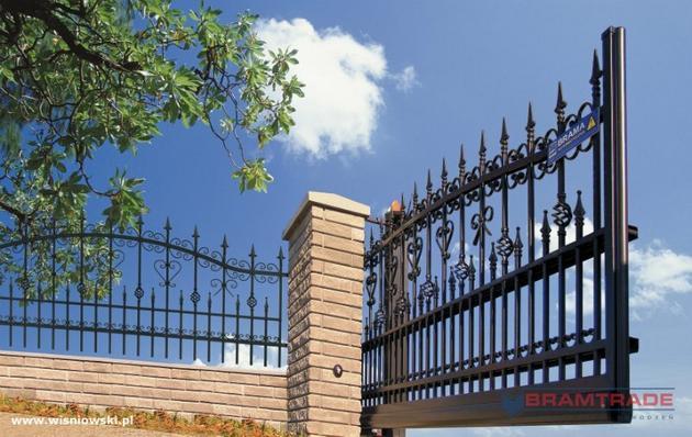 Bramy, ogrodzenia, bramy garażowe, ogrodzenia przemysłowe