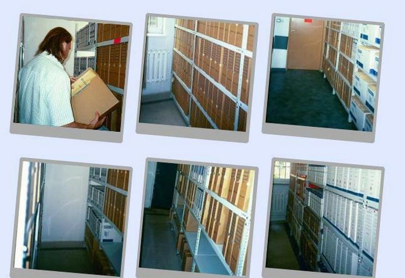 przechowywanie dokumentów - ARCHIWISTA usługi archiwa... zdjęcie 2