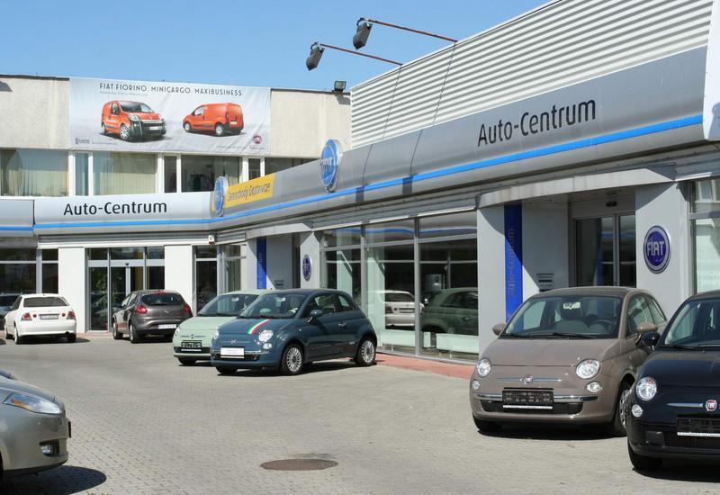 Autoryzowany Dealer Alfa Romeo, Lancia, Fiat