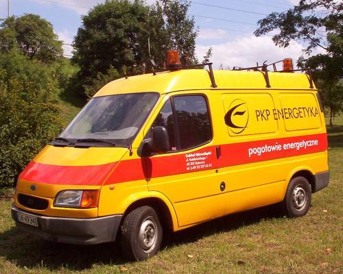 prąd - PKP Energetyka S.A. Zakła... zdjęcie 3