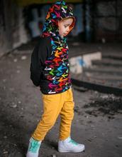Spodnie CLASSIC musztarda