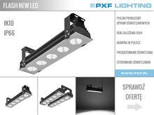 FLASH NEW LED – oświetlenie pomieszczeń wysokich