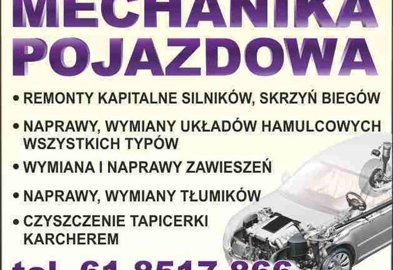 naprawa fiat - Mechanika pojazdowa Hoppe... zdjęcie 1
