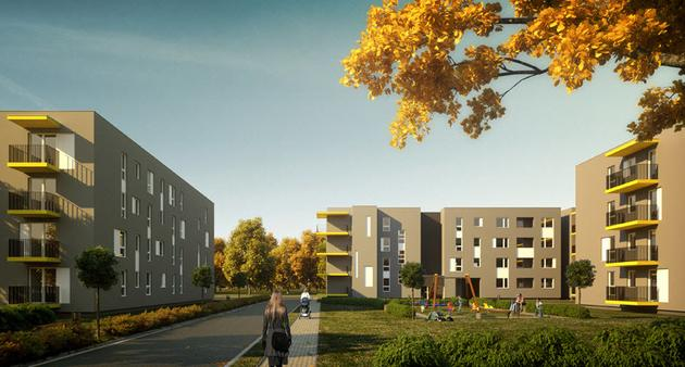 apartamenty lublin - Inwestor Development zdjęcie 1