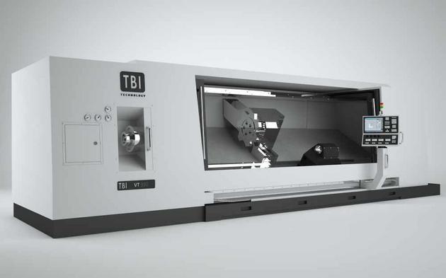 obróbkowe - TBI Technology. Obrabiark... zdjęcie 10