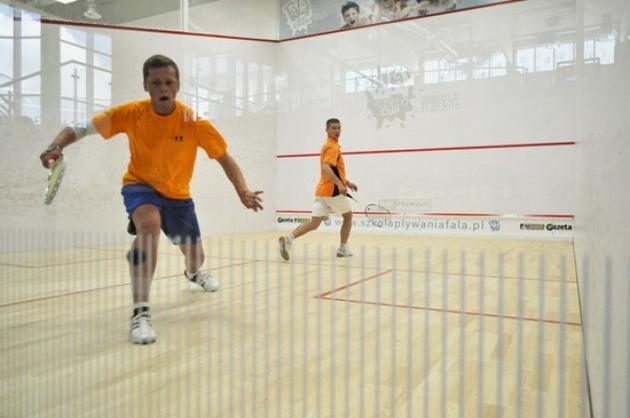 centrum squasha wrocław - Centra Sportowo-Rekreacyj... zdjęcie 2