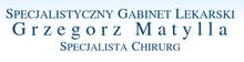 Grzegorz Matylla - specjalista chirurg. Laparoskopia, Gastroskopia, Koloskopia - Poznań, Strusia 10