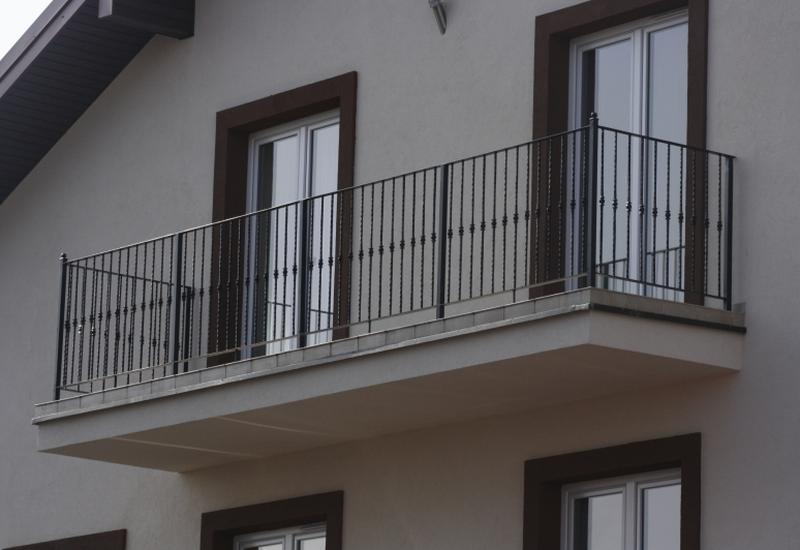 ślusarstwo, obróbka metali, balustrady
