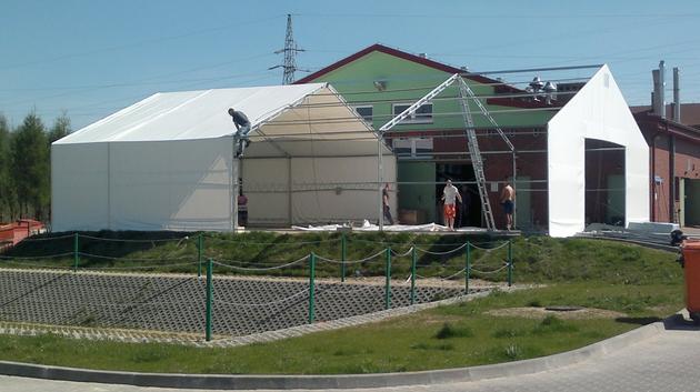 namioty wystawiennicze - Namiotex zdjęcie 5
