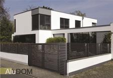 blachy aluminiowe - AluDom. Ogrodzenia, bramy... zdjęcie 1