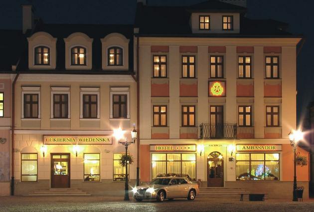 bankiety - Hotel Ambasadorski EUROMI... zdjęcie 1