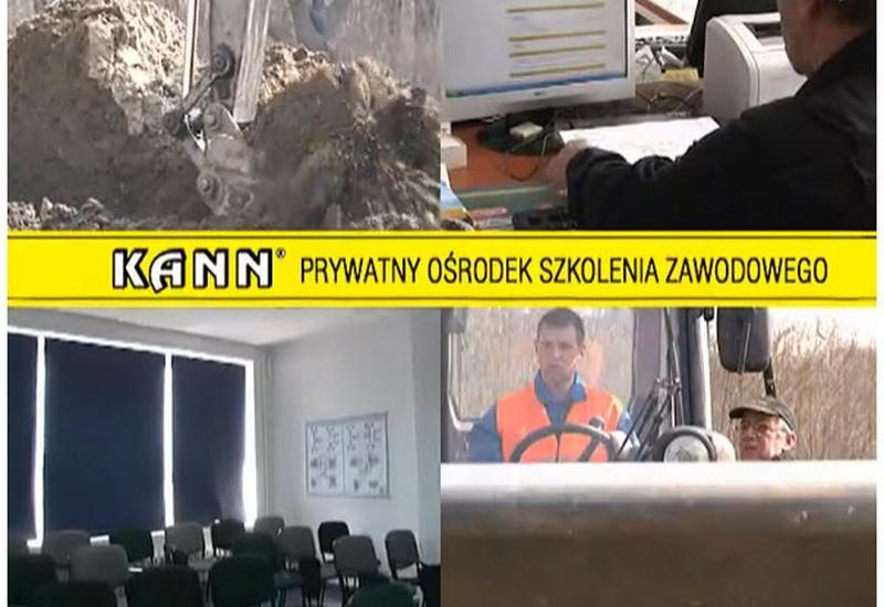 wózków widłowych - KANN Szkolenia Zawodowe -... zdjęcie 2