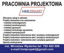 HML-Projekt. Projektowanie sieci, projektowanie instalacji sanitarnych