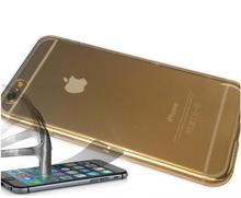 Silikonowe Etui do iPhone 6 + Szkło Hartowane