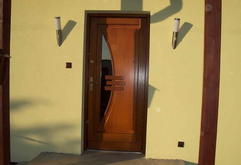okna, drzwi