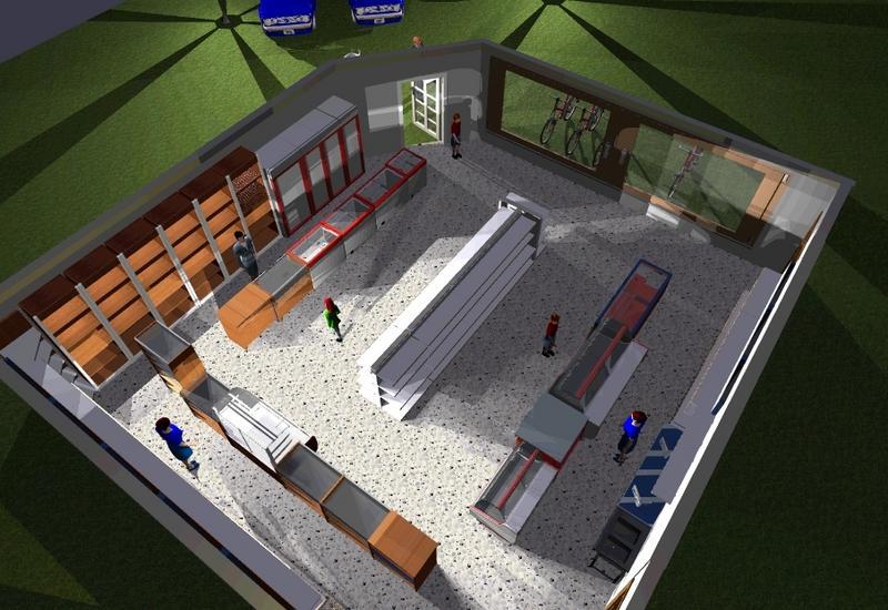 witryny - Metall Complex. Wyposażen... zdjęcie 5