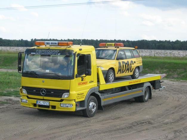 auto laweta - PPHU Lechmot zdjęcie 5