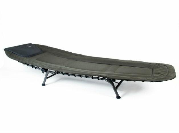 Solidne, wygodne i jednocześnie najtańsze łożko karpiowe na rynku! Idealne dla wędkarzy z mniej zasobnym portfelem.