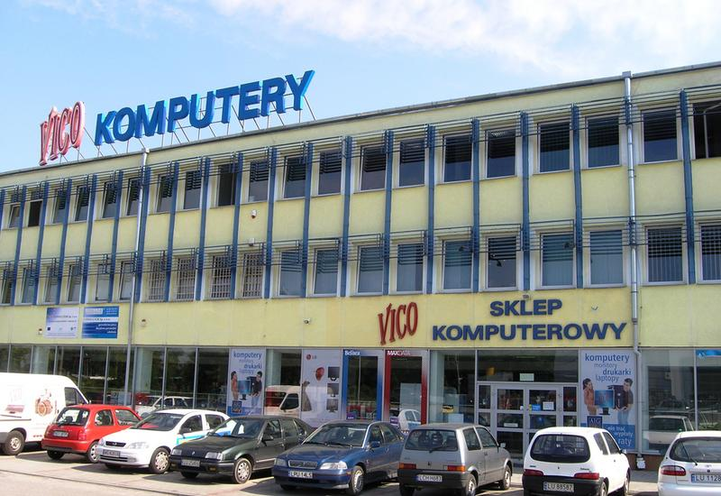 kamery cyfrowe - Vico - Komputery, akcesor... zdjęcie 1