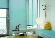 rolety plisowane - Zafiro - zasłony, firany,... zdjęcie 5