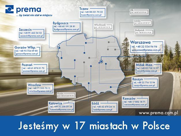 wózki - PREMA SA Oddział Rzeszów.... zdjęcie 14