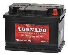 Akumulator Tornado 60Ah 540A