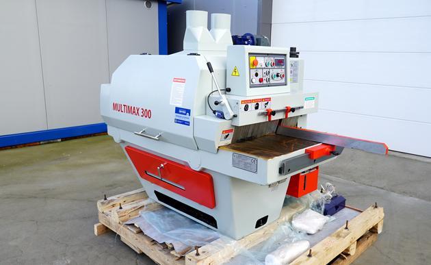 - maszyna nowa - szerokość gąsienicy 300mm - max wysokość cięcia 120mm - w komplecie zestaw do krótkich elementów
