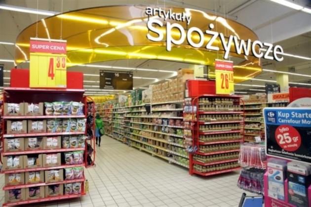 jaja augustyniak - Sklep Carrefour zdjęcie 1