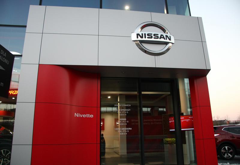 salon nissan - NISSAN NIVETTE zdjęcie 4