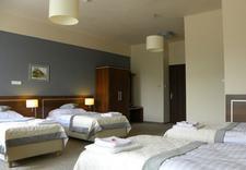 pokój cztero-osobowy hotel dębowiec