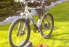 Bloczki betonowe, stojaki rowerowe, gazony ogrodowe