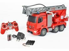 Straż pożarna Mercedes RTR2,4GHz DoubleEagle E527