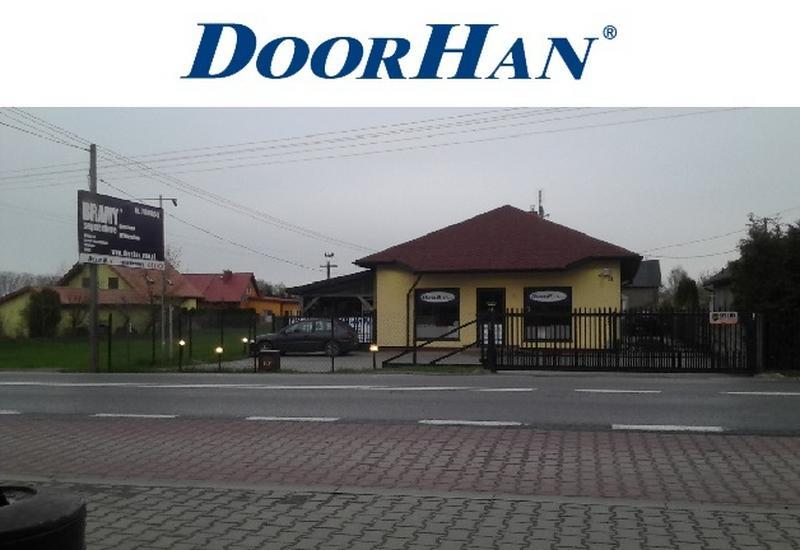 drzwi garażowe - DoorHan - Systemy Bramowe... zdjęcie 4